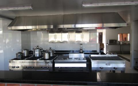 Linea industrial cocina